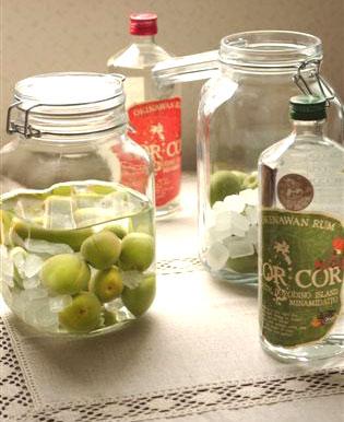 CORCORの梅酒